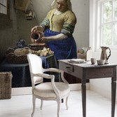 Picture: The Milkmaid by Johannes Vermeer 30730