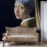 Picture: Girl with the Pearl Earring by Johannes Vermeer 30593