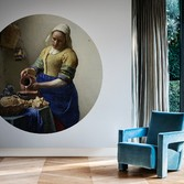 Picture: The Milkmaid by Johannes Vermeer 300334